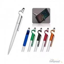 Caneta Touch Universal C/ Suporte P/celular (CADA)